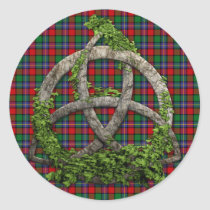 Clan Kilgore Tartan Celtic Trinity