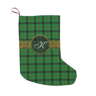 Clan Kincaid Tartan Small Christmas Stocking