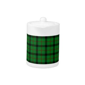 Clan Kincaid Tartan Teapot