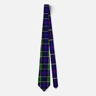 Clan Leslie Tartan Tie