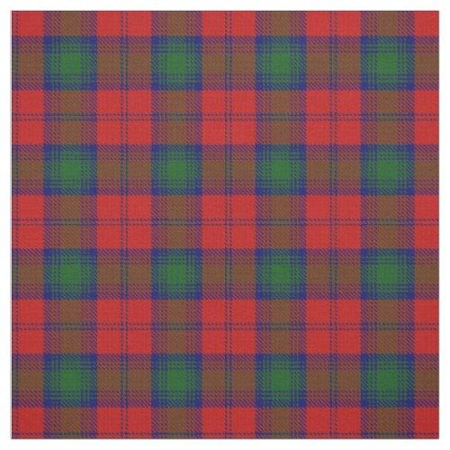 Clan Lindsay Lindsey Scottish Tartan Plaid Fabric