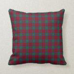 Clan Lindsay Tartan Throw Pillows