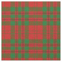 Clan Livingstone Scottish Tartan Plaid Fabric