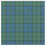 Clan Lockhart Tartan Fabric
