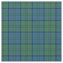 Clan Lockhart Tartan Fabric