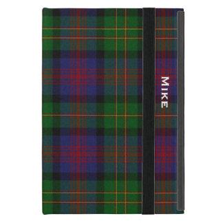 Clan Logan Plaid Custom Mini iPad Case