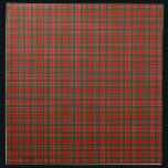 "Clan MacAlister Tartan Cloth Napkin<br><div class=""desc"">One of the scottish tartans for the MacAlister Clan. If you would like another tartan not shown here,  please feel free to message me. Please provide the STA Reference number for the tartan pattern you would like if possible.</div>"