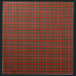 """Clan MacAlister Tartan Cloth Napkin<br><div class=""""desc"""">One of the scottish tartans for the MacAlister Clan. If you would like another tartan not shown here,  please feel free to message me. Please provide the STA Reference number for the tartan pattern you would like if possible.</div>"""