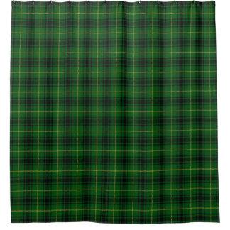 Clan MacArthur Arthur Scottish Heritage Tartan Shower Curtain