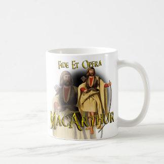 Clan MacArthur Old Scottish Mug