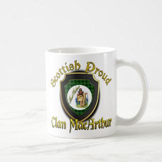 Clan MacArthur Scottish Proud Cups Mugs