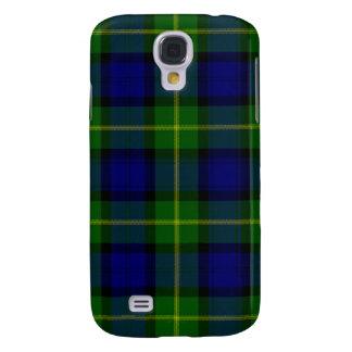 Clan MacAuley Tartan Iphone 3 G case