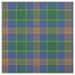 Clan MacAuliffe McAuliffe Irish Tartan Fabric