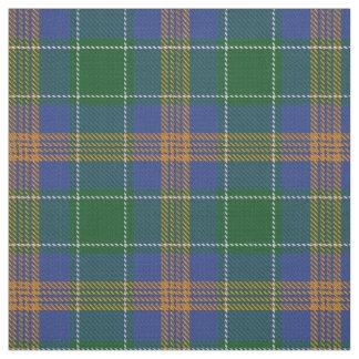 Clan MacAuliffe McAuliffe Irish Tartan Fabric