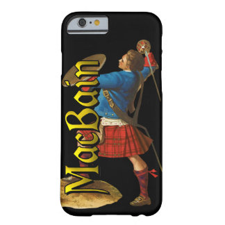 Clan MacBain Old Scotland Case