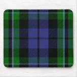 Clan MacCallum Tartan Mouse Pad