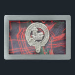 """Clan MacDonald Belt Buckle<br><div class=""""desc"""">These images are my own original artwork and photography. I hope you enjoy viewing them half as much as I enjoy making them! Everything can be customized with names, favorite sayings, club names or special occasions. Colors and sizes can be changed. Please visit my storefront (shown at the bottom of...</div>"""