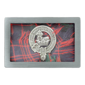 Clan MacDonald Belt Buckle