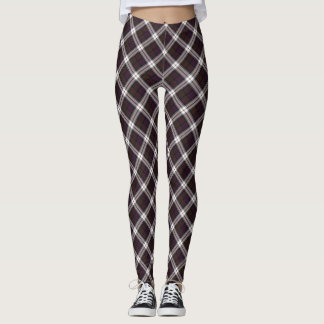 Clan MacDonald Dress Tartan - Leggings