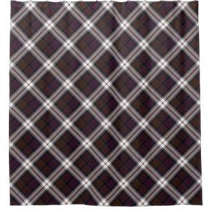 Clan MacDonald Dress Tartan Shower Curtain