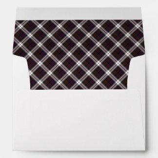 Clan MacDonald Dress Tartan & Thistles Envelope 1