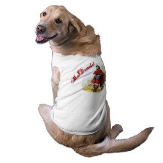 Clan MacDonald Old Scotland Dream Doggie T Shirt