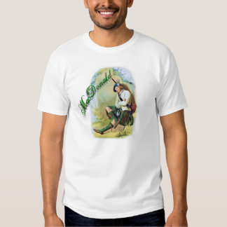 Clan MacDonald Scottish Dream Shirt