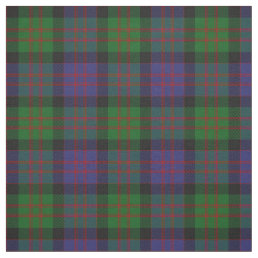 Clan MacDonald Scottish Tartan Plaid Fabric