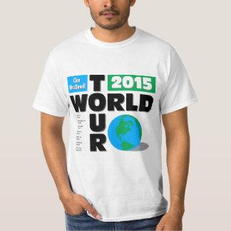 Clan MacDonell World Tour (2015) T-shirt
