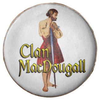 Clan MacDougall Scottish Dream Amazing Chocolate Dipped Oreo