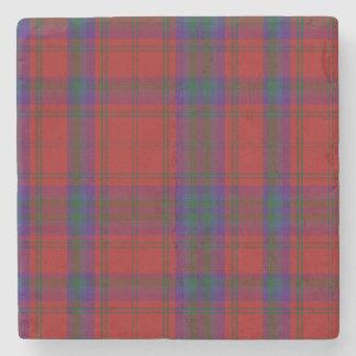 Clan MacDougall Tartan Plaid Stone Coaster
