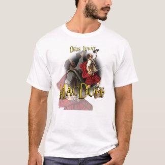 Clan MacDuff Deus Juvat Highland Games T-Shirt