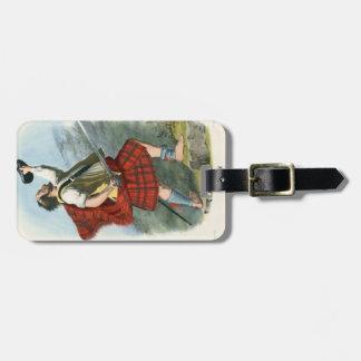 Clan MacDuff Luggage Tags