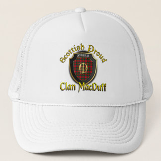 Clan MacDuff Scottish Dynasty Cap