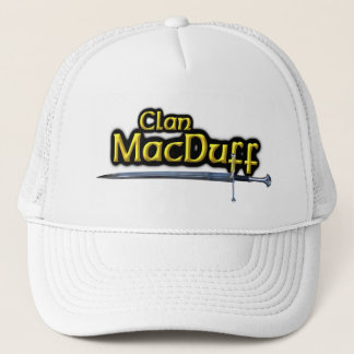 Clan MacDuff Scottish Inspiration Trucker Hat
