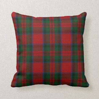 Clan MacDuff Tartan Plaid Pillow