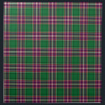 "Clan MacFarlane Hunting Tartan Napkin<br><div class=""desc"">Hunting tartan for the MacFarlane Clan. If you would like another tartan not shown here,  please feel free to message me. Please provide the STA Reference number for the tartan pattern you would like if possible.</div>"