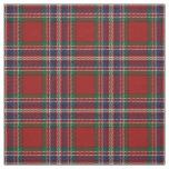 Clan MacFarlane Scottish Tartan Plaid Fabric