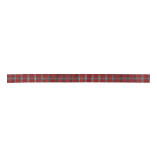 Clan MacFarlane Tartan Plaid Ribbon