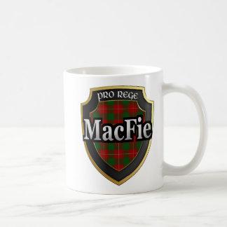Clan MacFie Scottish Dynasty Tartan Mugs Cups