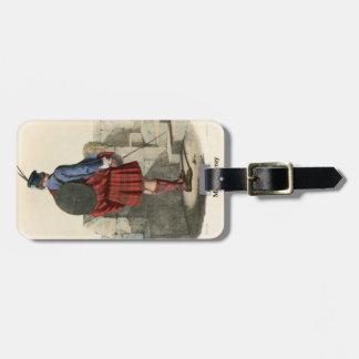 Clan MacGillivray Luggage Tag