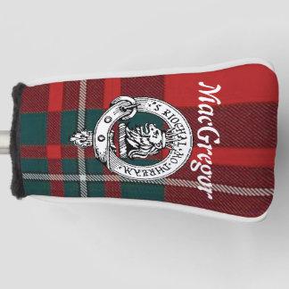 Clan MacGregor Golf Putter Cover
