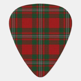 Clan MacGregor Gregor Sounds of Scotland Tartan Guitar Pick
