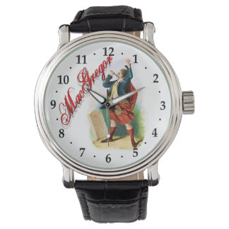 Clan MacGregor Scottish Dream Watch