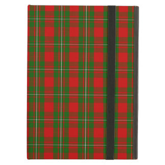 Clan MacGregor Tartan iPad Case
