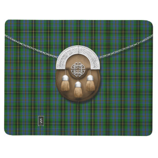 Clan MacInnes Tartan And Sporran Journal