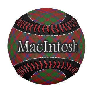 Clan MacIntosh MacKintosh Scottish Dream Tartan Baseball
