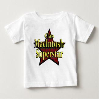 Clan MacIntosh Superstar Infant T-Shirt