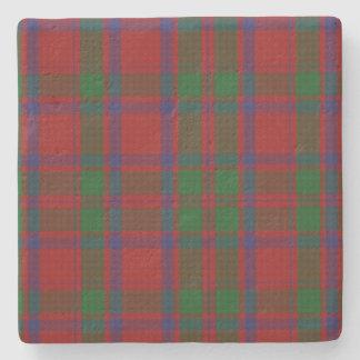 Clan MacIntosh Tartan Plaid Stone Coaster