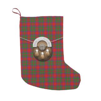 Clan MacIntosh Tartan Small Christmas Stocking